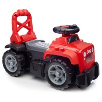 Автомобиль-джип Mega Bloks красный