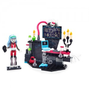 Игровой набор Mega Bloks Monster High 'Монстро-хобби'