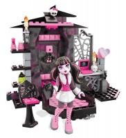 Конструктор Mega Bloks Monster High 'Комната Дракулауры'