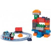 Конструктор Mega Bloks 'Остров развлечений' Томас и его друзья