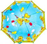 Зонт-трость облегченный детский полуавтомат Airton (Z1651-12)