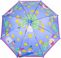 Зонт-трость облегченный детский полуавтомат Airton (Z1651-8)