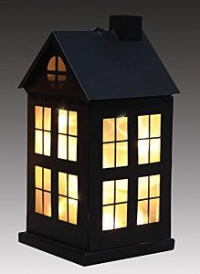 Подарок Украшение декоративное 'Домик черный'