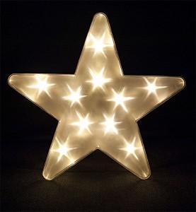 Подарок Украшение декоративное 'Звезда'