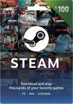 Игра Steam Gift Card $100