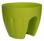 Подарок Горшок для цветов 'Elba' зеленый