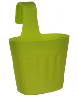 Подарок Горшок для цветов 'Fiorenza' зеленый