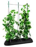 Подарок Грядка для растений с дном 'G-Row' серая