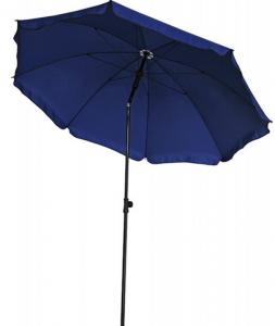 Зонт садовый синий (TE-003-240)