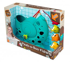 фото Заводная игрушечная рыбалка Peek-a-Boo Fishing #5