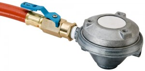 Редуктор с газовым шлангом Cadac Regulator EN417