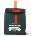 фото Термосумка ланч-бэг Pack&Go Lunch Bag L, красный #11