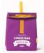 фото Термосумка ланч-бэг Pack&Go Lunch Bag L, красный #7