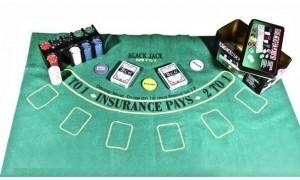 фото Набор для покера в  оловянном кейсе (200  фишек, 2 колоды) #5