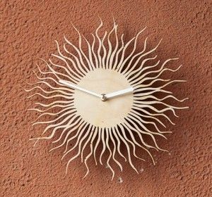Настенные часы Солнце купить в Киеве и Украине 3f06808ddc416