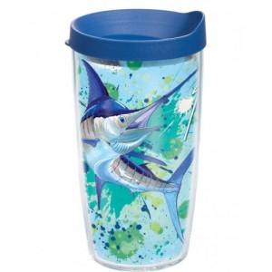 Подарок Тамблер Tervis 'Guy Harvey® Marlin Splash'