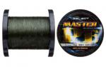 Шнур Select Master PE 1000 м (темно-зеленый) 0.18 мм 21 кг