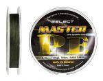 Шнур Select Master PE 150 м (темно-зеленый) 0.12 мм 15 кг