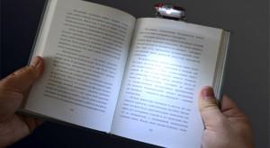 фото Закладка-фонарик для чтения UFT booklight #5