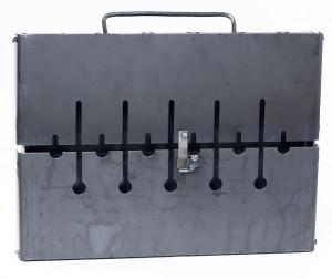 фото Мангал-чемодан на 6 шампуров #5