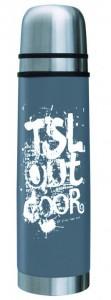 Термос TSL Isothermal Flask (0.5 л) grey