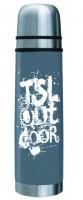 Термос TSL Isothermal Flask (1 л) grey