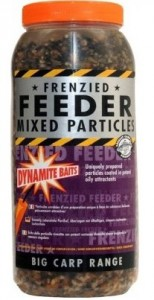 Прикормка Dynamite Baits Frenzied Mixed Feeder Particle 2.5л
