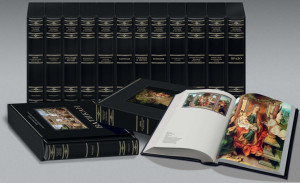 Книга Библиотека 'Великие музеи мира' в 12 томах