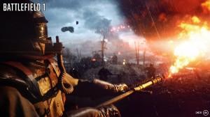 скриншот Battlefield 1 Early Enlister Deluxe Edition PS4 Battlefield 1 Издание Первого добровольца - Русская версия #5