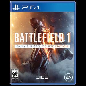 скриншот Battlefield 1 Early Enlister Deluxe Edition PS4 Battlefield 1 Издание Первого добровольца - Русская версия #7