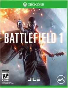 Battlefield 1 Стандартное издание Xbox One