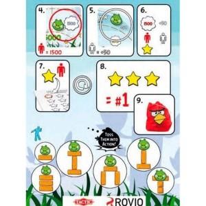 фото Детский набор для активной игры 'Angry Birds' #5