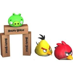 фото Детский набор для активной игры 'Angry Birds' #2