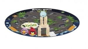 фото Детский набор для настольной игры 'Angry Birds Space' #2
