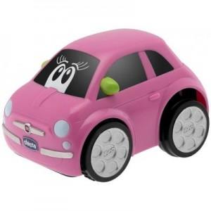 Машинка Turbo Team Stunt, Fiat 500