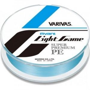 Шнур Varivas AVANI Light Game PE #0.4 (150 м)