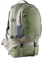 Рюкзак Caribee Jet pack 65 Mantis Green