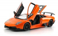 Машинка на радиоуправлении Meizhi Lamborghini LP670-4 SV