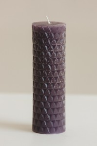 Подарок Декоративная свеча ручной работы Ананас