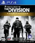 игра Tom Clancy's The Division Gold Edition PS4 - Русская версия