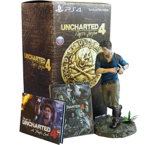 игра Uncharted 4: A Thief's End Libertalia Collector's Edition PS4 - Uncharted 4: Путь вора - Русская версия