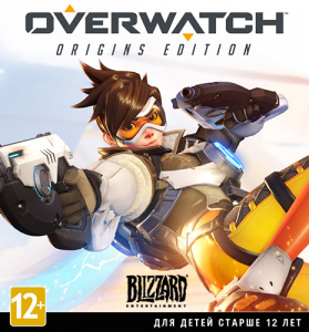 Игра Ключ для Overwatch: Origins Edition - RU
