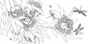 фото страниц Волшебные цветы. Раскрась свой мир и добавь жизни цвета #5