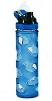 Подарок Спортивная бутылка для воды Rocktagon Eddie Bauer 22 Oz Ascent Blue