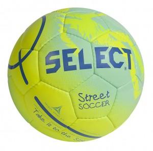 Мяч футбольный  Select Street Soccer  желтый купить в Киеве и ... dfe5024db81