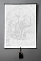 Подарок Книга-картина 'Жюль Верн. Вокруг света за 80 дней'