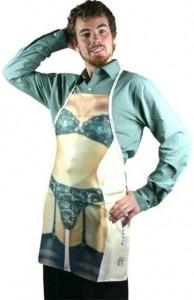 фото Фартук женский 'Кружевное белье' #3