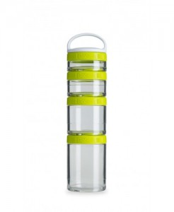 Подарок Набор контейнеров Blender Bottle Gostak Starter 4-Pack Green