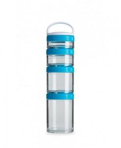 Подарок Набор контейнеров Blender Bottle Gostak Starter 4-Pack Aqua