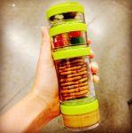 фото Набор контейнеров Blender Bottle Gostak Starter 4-Pack Red #6